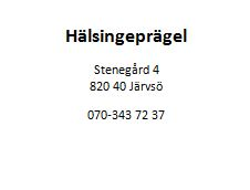 halsingepragel